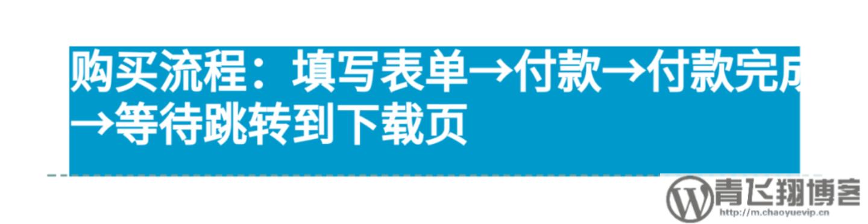 wppay免登录支付下载资源插件-青飞翔博客